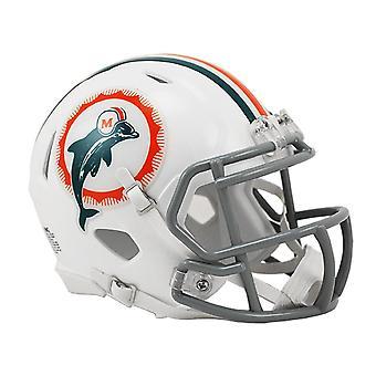 Riddell Mini Football Helmet - NFL Miami Dolphins Classic