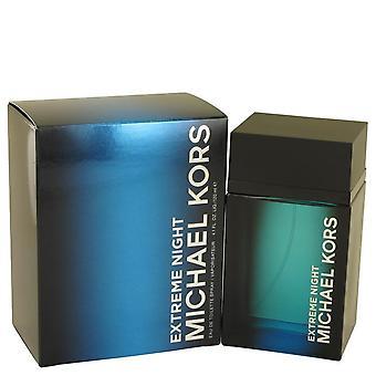Michael Kors Extreme Night Eau De Toilette Spray Von Michael Kors 537557 120 ml
