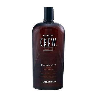 Şampuan Günlük Şampuan Amerikan Ekibi