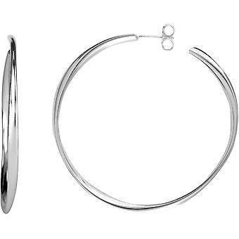 Earrings Clio Blue BO1309 - earrings silver timeless woman
