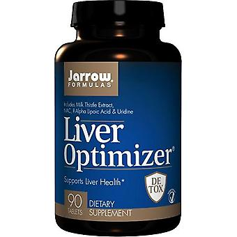 Jarrow Formulas Liver Optimizer 90 Tablets