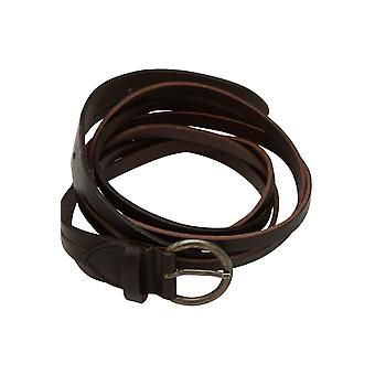 Women's Lacoste Brown Belt