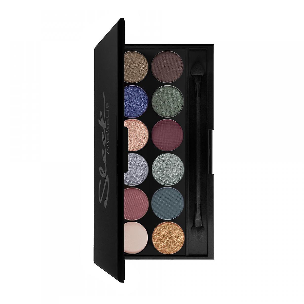 Mineral Based Eyeshadow Palette Enchanted Forest