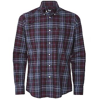 Barbour Tailored Fit Tartan Connel Shirt