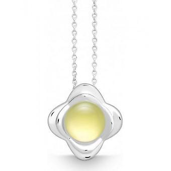 КВИНН - ожерелье - дамы - серебро 925 - 027342948