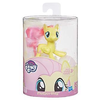 Il mio piccolo pony Mane pony Fluttershy figura classica