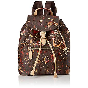 piero drive Back Pack Backpack Brown Woman (T.Moro) 26x30.5x14.5 cm (W x H x L)