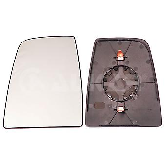 Left Mirror Glass (not Heated) & Holder For Ford TRANSIT Van 2014-2018