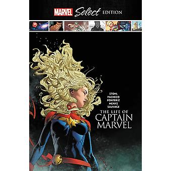 The Life Of Captain Marvel Marvel Select Edition por Margaret Stohl