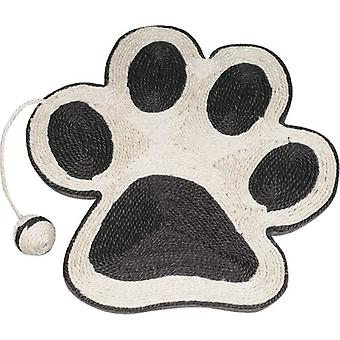 Arquivet Scraper Footprint Coral Mouse 40 * 36cm (Cats , Toys , Scratching Posts)