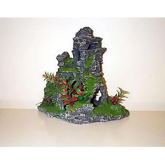 Agrobiothers 101 Rock With Strata Giant (Fish , Decoration , Ornaments)