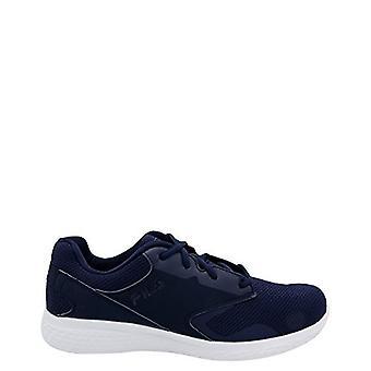 فيلا الرجال & s طبقات 2. حذاء رياضي متماسكة، البحرية / الأبيض،9.5