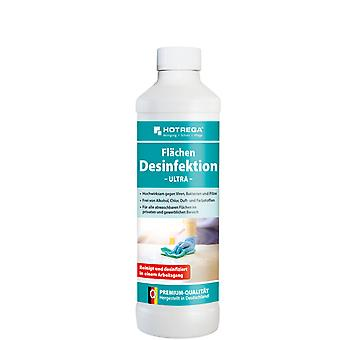 HOTREGA® surfaces Disinfection -Ultra- with pointed insert, 500 ml