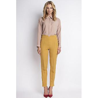 Mustard lanti pants&leggings