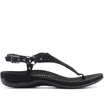 Vionic Womens Kirra Toe-Post Sandal