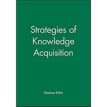 Strategies of Knowledge Acquisition by KUHN