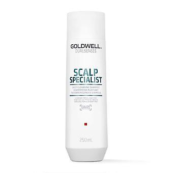 Goldwell dualsenses päänahan erikoistunut Syväpuhdistava shampoo 250ml