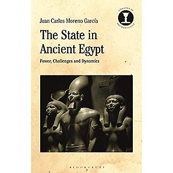The State in Ancient Egypt by Juan Carlos Moreno Garcia - 97813500749