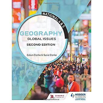 Nasjonale 4 & 5 Geografi - Globale problemer - Second Edition av Calvin