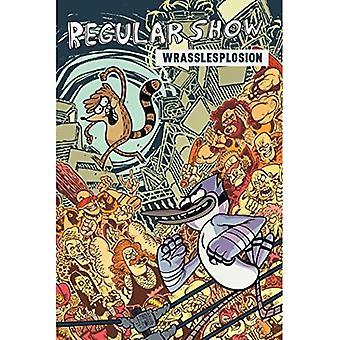 Regular Show Original Graphic Novel Vol. 4