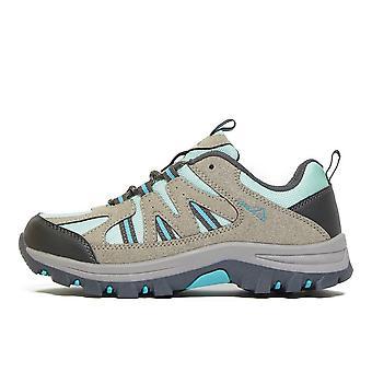 New Freedom Trail Kid'S Buxton Walking Shoe Grey