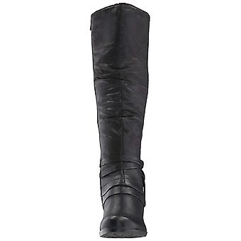 Bare Traps Womens quarles Closed Toe Knee High Fashion Boots