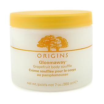 Ursprünge Gloomaway Grapefruit Körper Souffle - 200ml/6.7oz