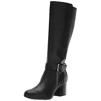 Aerosoles Womens tålamod rund tå knä High Fashion Boots