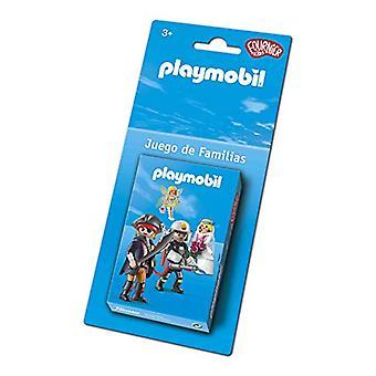 Card Game Playmobil Fournier (ES)