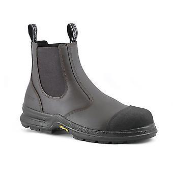 Grisport Loader Brown Safety Boot