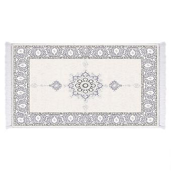 Farbe 1 Mehrfarbiger Polyamin Micro Printed Teppich, L80xP150 cm