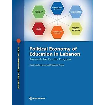 Political Economy Analysis of Education in Lebanon - Research for Resu