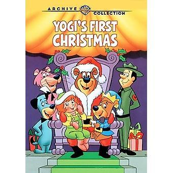 Yogi ensimmäinen joulu [DVD] USA tuonti