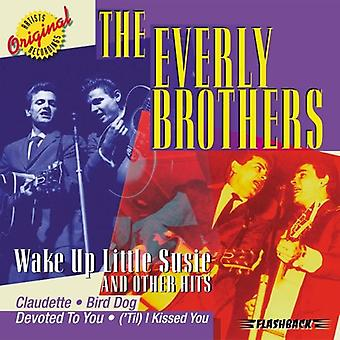 Everly Brothers - Wake Up Little Susie & Other Hits [CD] USA import