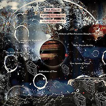 Mazurek, Rob / Exploding Star Orchestra - Galctic Parables: Volume 1 [CD] USA import