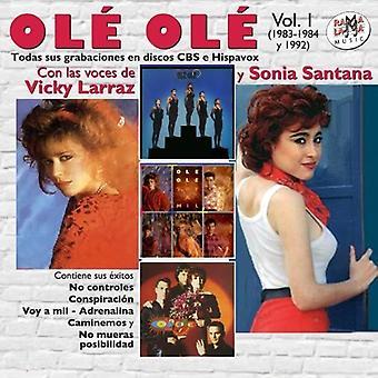 Vol 1 1983-1984 Y 1992 Todas Sus Grabaciones En [CD] USA import
