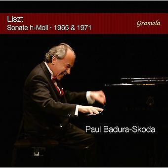 Liszt - Sonata in B Minor S178 [CD] USA import