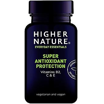 Higher Nature Super Antioxidant Protection Tablets 90 (QSA090)