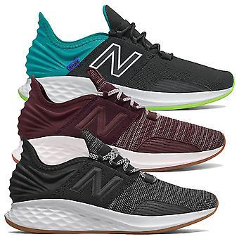 New Balance Mens Fresh Foam Roav 8mm Drop Bootie Running Shoes