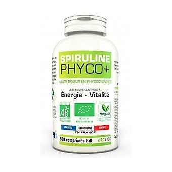 Spirulina Phyco + 500 tablets
