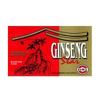 Ginseng Rode Ster 60 capsules