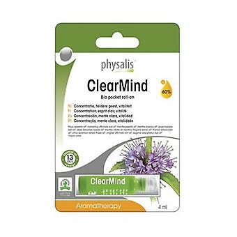 Clearmind Roll-On Bio 4 ml