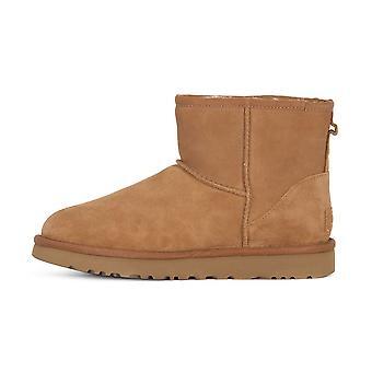 UGG Mini Classic Rubber Logo 1108231CHE universal winter women shoes
