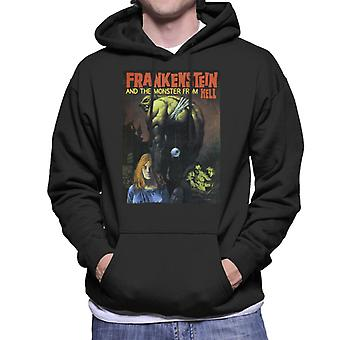 Hammer Horror Films Frankenstein Dangling Eye Ball Hommes-apos;s Sweatshirt à capuchon