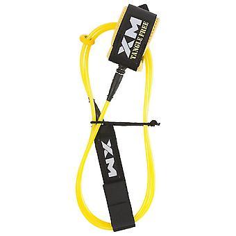 Xm surf more- tangle free leash - big wave