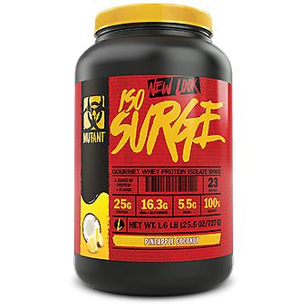 Mutant Iso Surge Pineapple Coconut 1.6 pounds