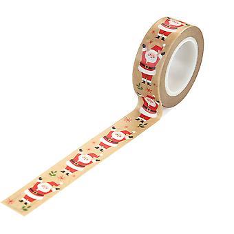 Echo Park Washi Tape Świętować Santa