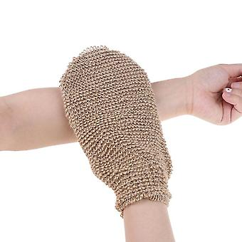 Exfoliating Skin Wash Foam Glove For Back Massage ,shower Scrubber For Body