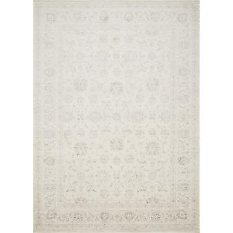 "Griffin Ivory - 1'-6"" X 1'-6"" Sample Swatch Rug"