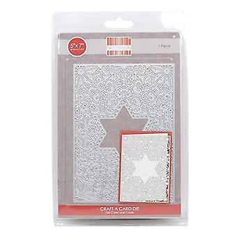 Primera Edición Craft a Card Die - Star